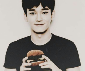 Chen, kpop, and edit image