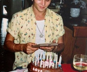 johnny depp, birthday, and boy image