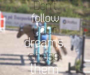 dreams, equestrian, and horses image