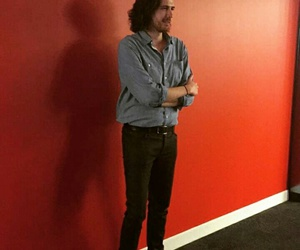 columbia records, hozier, and andrew hozier byrne image