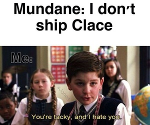 clace and mundane image