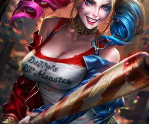 harley quinn, harley, and suicide squad image