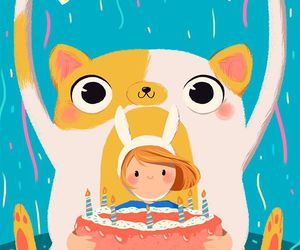 bday, happy birthday, and cute image