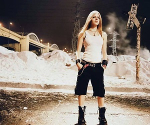 Avril Lavigne, let go, and i'm with you image