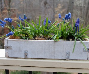 pallet projects, pallet planter boxes, and pallet planter box image