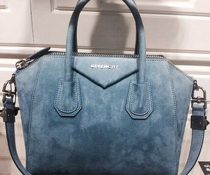 Givenchy, bag, and blue image