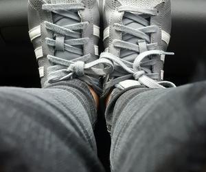 adidas, fashion, and shoe goals image