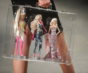 barbie and fashion image
