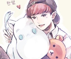 chanyeol and exo image