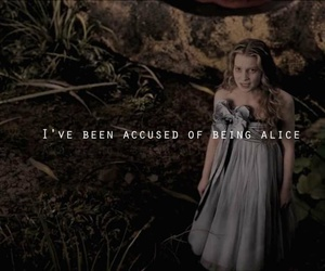 alice, alice in wonderland, and beautiful image