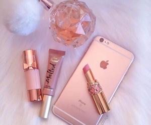 cosmetics, inspiration, and lipstick image