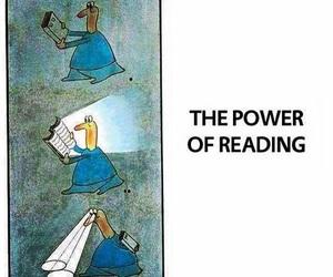 book, good, and cartoon image