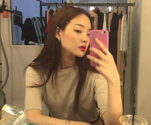 asian, girl, and korean image