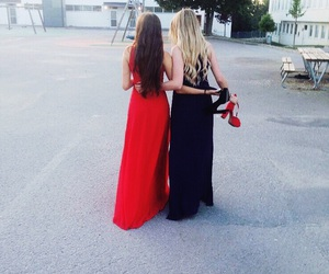 bff, goals, and Prom image