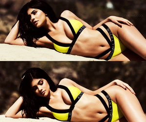 kylie jenner, swimwear, and jenner image