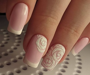 french, manicure, and nice image