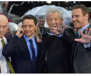 x-men, magneto, and james mcavoy image