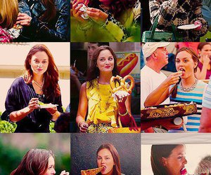 gossip girl, leighton meester, and cute image
