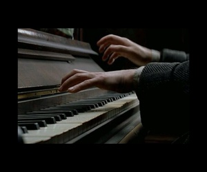 piano and a image