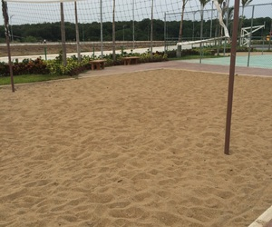 fun, goals, and sand image