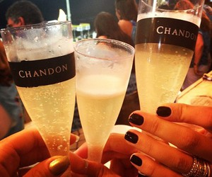 chandon, champagne, and drink image