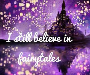fairytale, believe, and quotes image