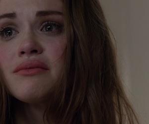 teen wolf, banshee, and crying image