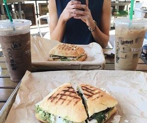 beautiful, coffee, and drinks image
