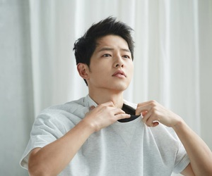kdrama, actor, and song joong ki image