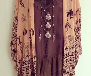 bohemian, gypsy, and the 70s image