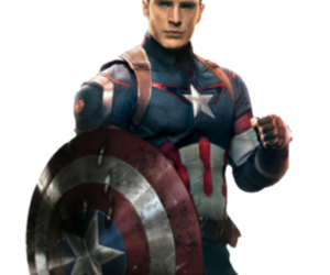 captain america, overlay, and png image