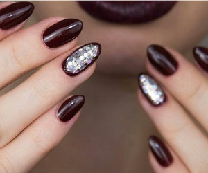 acessories, fashion, and nails image