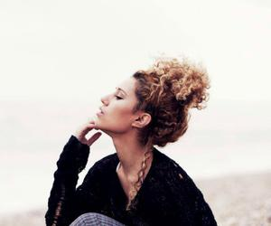 music, raye, and love image