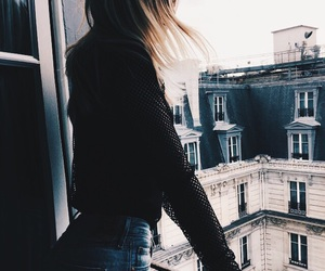 girl, city, and aesthetic image
