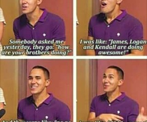 brothers, big time rush, and carlos pena image