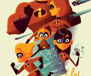 disney, The Incredibles, and pixar image