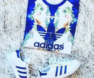 adidas and t-shirt image