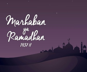 ya, ramadhan, and merhaba image