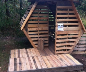 pallet recycled, pallet ideas, and pallet plans image