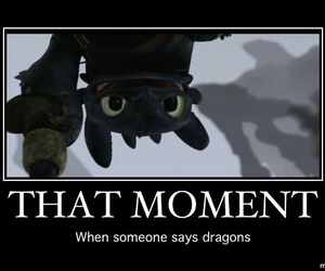 toothless and httyd image