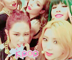 kpop, sohyun, and 4minute image