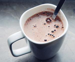 coffee, drink, and chocolate image