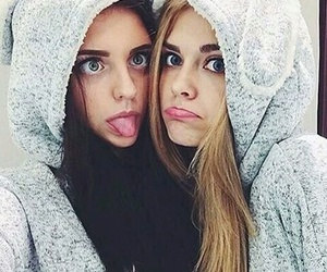 friends, bff, and friendship image