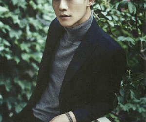 Chen, fashion, and handsome image