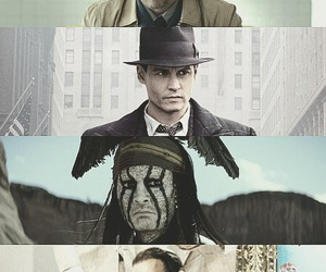 actor, johnny depp, and movies image
