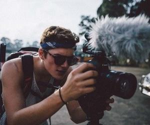 boy, jack harries, and camera image