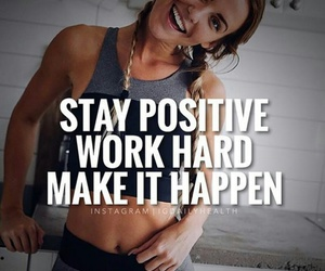 fitness, health, and staypositive image