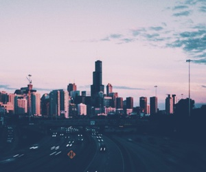 city, tumblr, and urban image