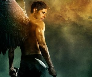 angel, supernatural, and dean image