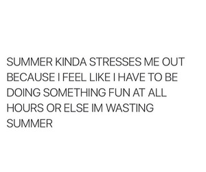 fun, quote, and summer image